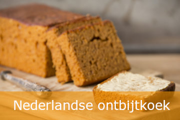 Nederlandse ontbijtkoek online bestellen
