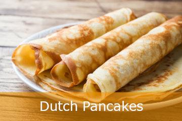 Dutch pancake mix online