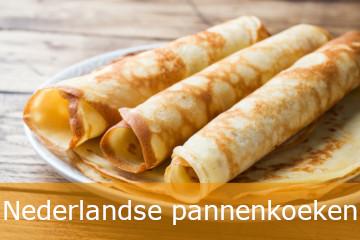 Nederlandse pannenkoeken mix online kopen