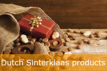 Dutch Sinterklaas Products
