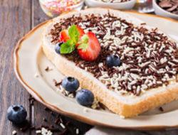 Granules de chocolat néerlandaises