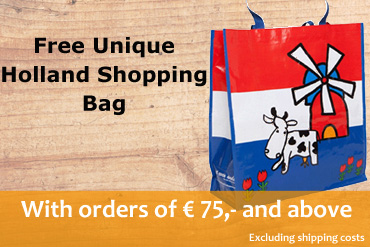 Free Dutch Shopping Bag