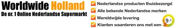 Nederlandse producten wereldwijd verstuurd