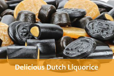 Online Dutch liquorice
