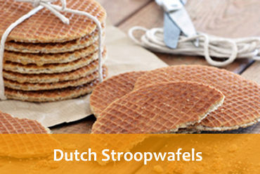 Dutch stroopwaffles online