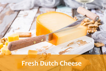 Fresh Dutch cheese online