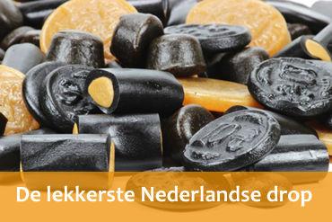 Online Nederlandse drop bestellen