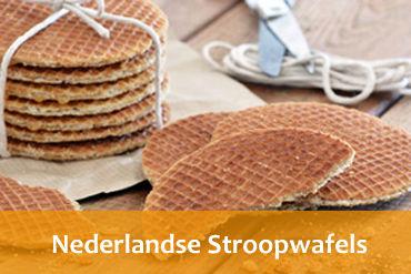 Lekkere Nederlandse stroopwafels online