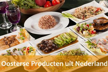 Aziatische producten uit Nederland