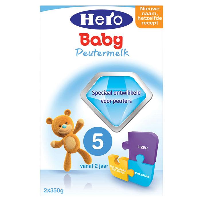 hero baby flesvoeding