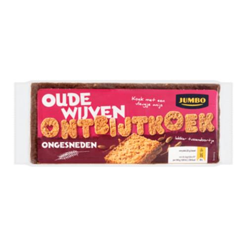 Top Jumbo Oude Wijven Ontbijtkoek (350 gr.) @YT74