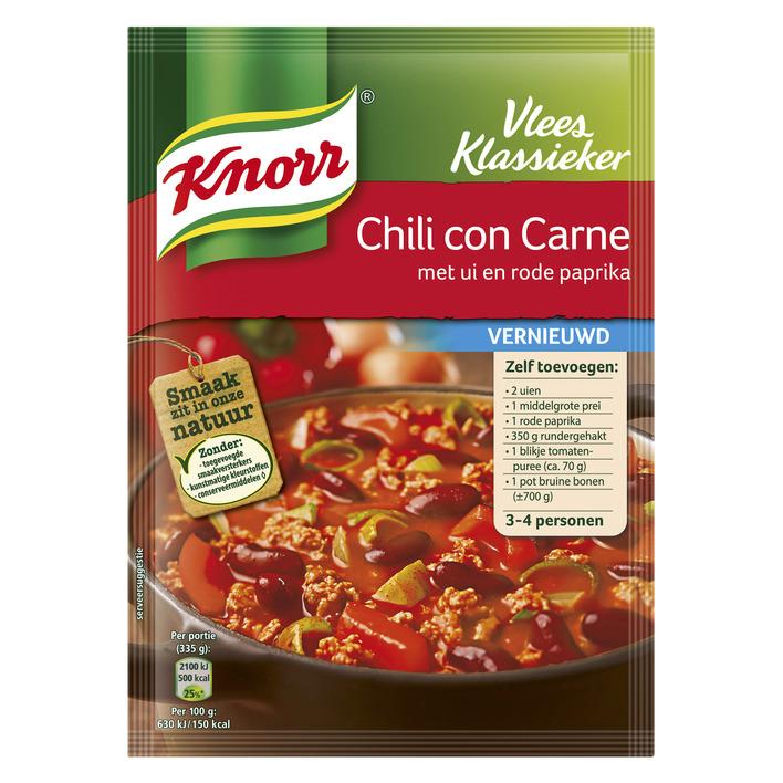 Knorr Chilli Con Carne