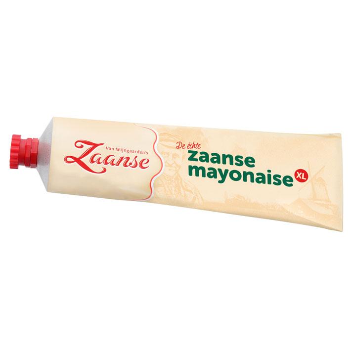 Van Wijngaarden Zaanse Mayonaise Tube