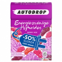 Autodrop Winegums Berry Mix Minder Suiker