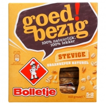 Bolletje Stevige reep naturel (210 gr.)