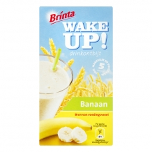 Brinta Wake-up! drinkontbijt banaan (120 gr.)