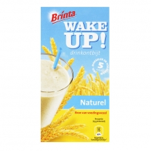 Brinta Wake-up! drinkontbijt naturel (120 gr.)