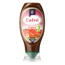 Calvé Curry topdown (430 ml.)