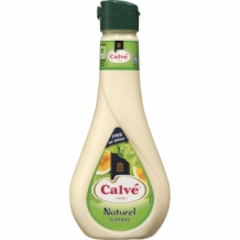 Calvé Slasaus Naturel (450 ml.)