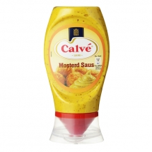 Calvé Mosterdsaus topdown (250 ml.)