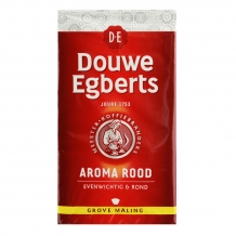 Douwe Egberts Aroma rood grove maling (500 gr.)