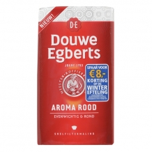 Douwe Egberts Aroma rood snelfilter (250 gr.)