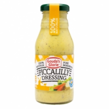 Gouda's Glorie Piccalilly Dressing (200 ml.)