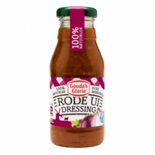 Gouda's Glorie Rode Ui Dressing (200 ml.)