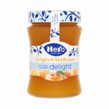 Hero Original Abrikozen Delight Jam (295 gr.)