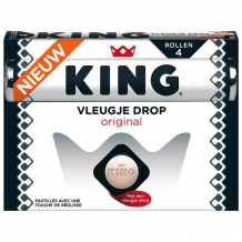 King Vleugje drop (4 rollen)