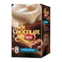 Nestlé Hot chocolate original (8 x 25 gr.)
