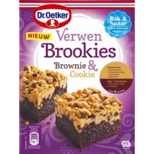 Dr. Oetker brownies cookies