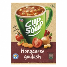 Unox Cup-a-Soup Hongaarse Goulash