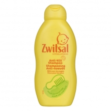 Zwitsal Shampoo anti-klit (200 ml.)