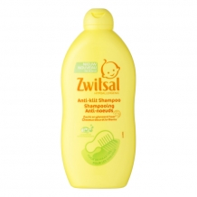 Zwitsal Shampoo anti-klit (500 ml.)