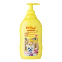 Zwitsal Girls anti-klit shampoo Prinses (400 ml.)