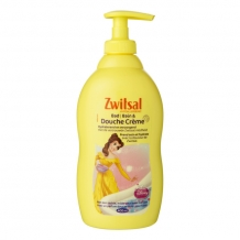 Zwitsal Girls bad & douche crème Prinses (400 ml.)