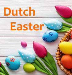 Dutch Easter products
