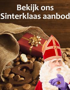 Sinterklaas producten in het buitenland