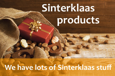 Order Dutch Sinterklaas products online