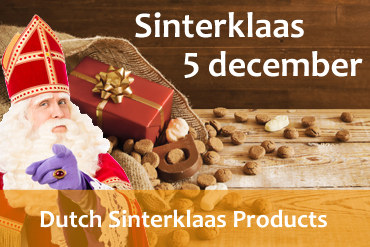 Dutch Sinterklaas products online supermarket