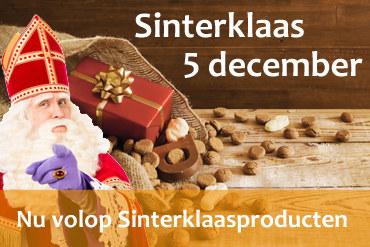 Nederlandse Sinterklaas producten online supermarkt