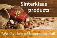 Dutch Sinterklaas products online